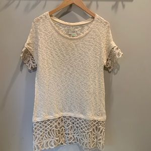 Anthropologie Sat/Sun Sweater / Size Small